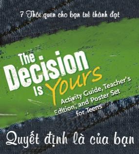 Quyết định là của bạn - Decicion Is Yours
