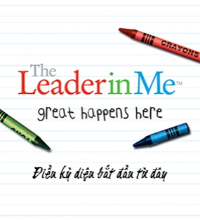 Lãnh đạo bản thân -The Leader in Me (TLIM)