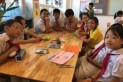 Học sinh cùng giáo viên xây dựng Bộ quy tắc ứng xử lớp học