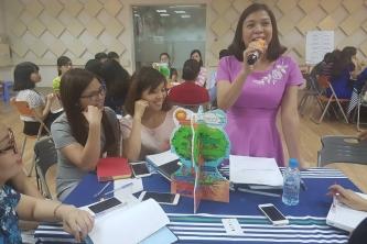 Giáo viên Ngôi Sao Hà Nội cam kết cùng phụ huynh rèn luyện 7 thói quen cho con